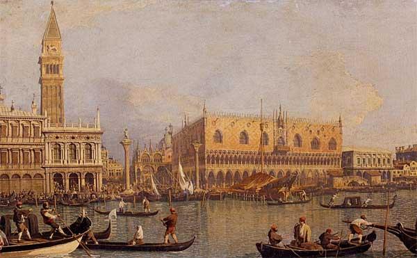 Luci e ombre del Rinascimento, Venezia