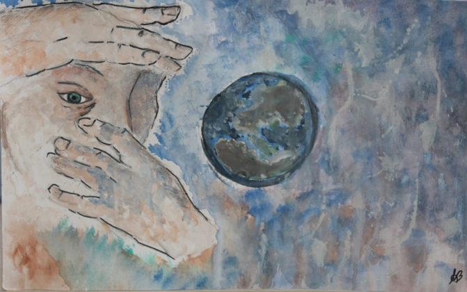Ausilia Buonamore, Il sognatore di necessità