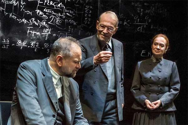 Copenaghen con Massimo Popolizio, Umberto Orsini e Giuliana Lojodice