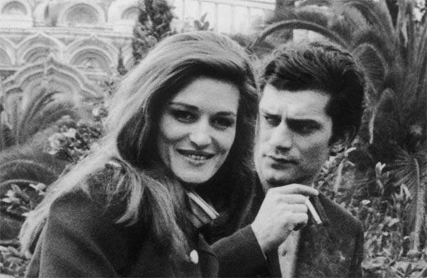 Grande amore, Luigi Tenco e Dalida