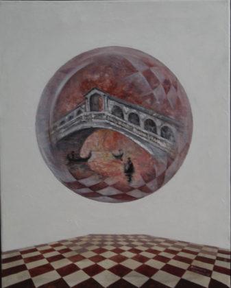 Eleonora Gudenko, La fragilità dell'Arte. Ponte di Rialto