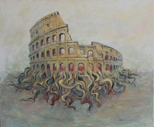 Eleonora Gudenko, Le radici della storia. Colosseo