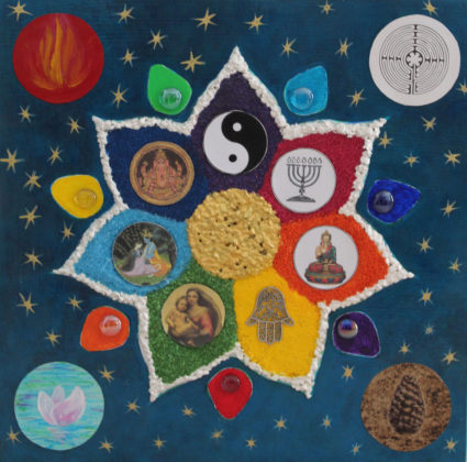 Laura Grispigni, Mandala dell'Armonia