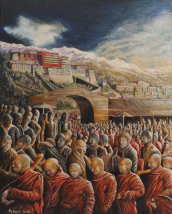 Ruggeo Lenci, Lhasa
