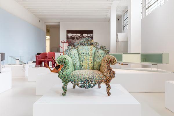 Alla Triennale di Milano apre il Museo del Design Italiano