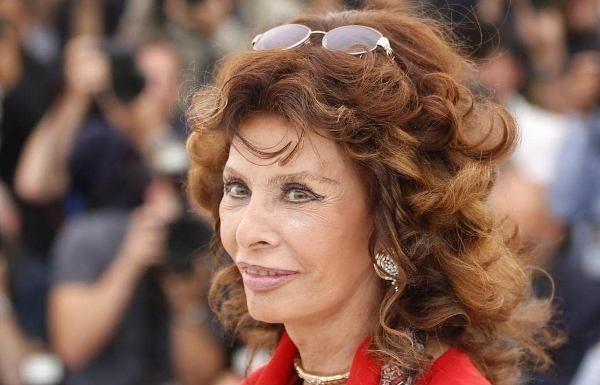 Sophia Loren ospite del programma A raccontare comincia tu
