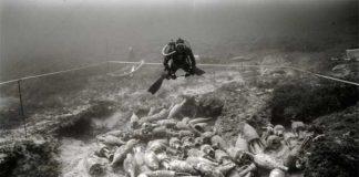 Cala Minnola Levanzo - Mostra I pionieri dell'archeologia subacquea