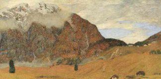 Carlo Fornara: Autunno in Valle Maggia
