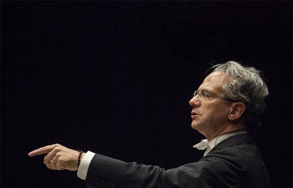 Fabio Luisi dirige La straniera di Vincenzo Bellini