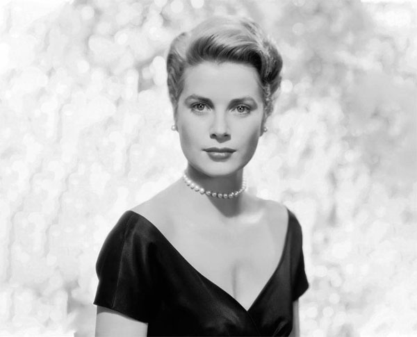 Grande amore, Grace Kelly