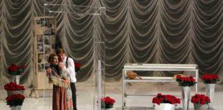 Die tote Stadt - Asmik Grigorian e Klaus Florian Vogt durante le prove dell'opera di Korngold