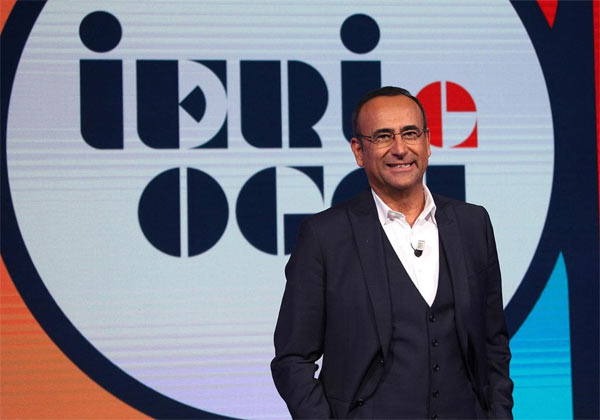 Ieri e Oggi in Tv con Carlo Conti