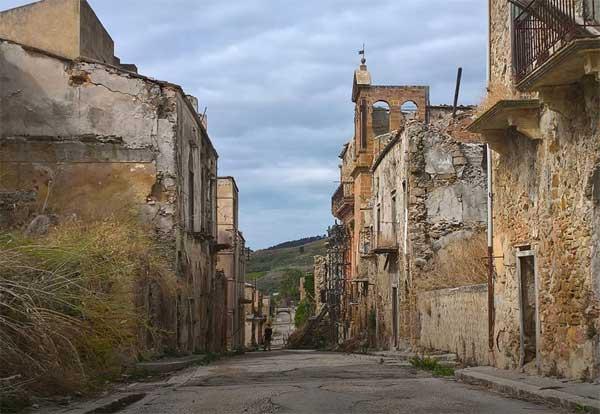 Ghost Town, Poggioreale
