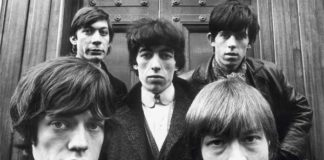 I Rolling Stones in Hanover Square The Rolling Stones in Hanover Square Londra / London, 1964 54,9 x 73 cm © Terry O'Neil