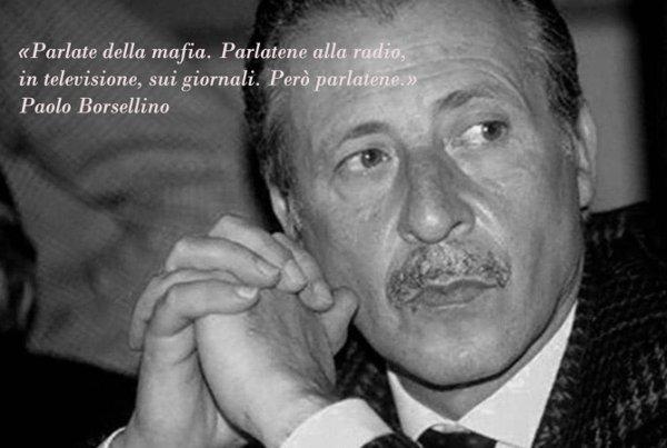 Paolo Borsellino - Speciale Tg1