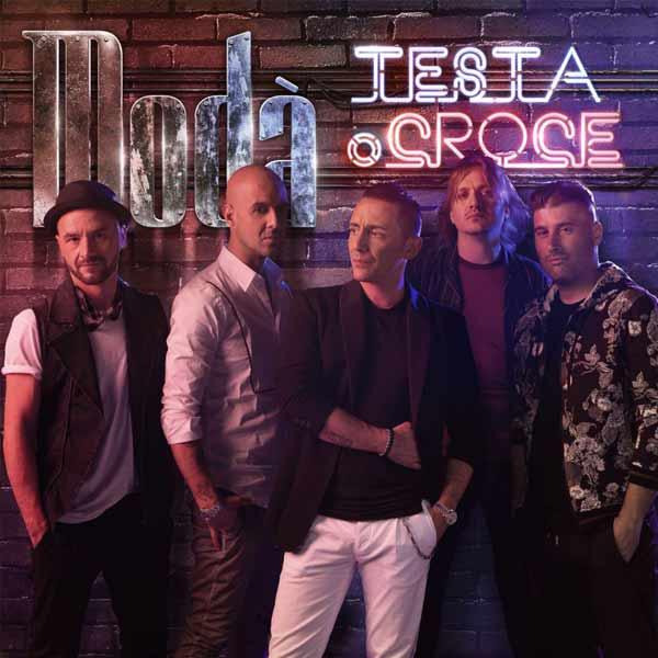 Modà, Testa o croce - Cover album