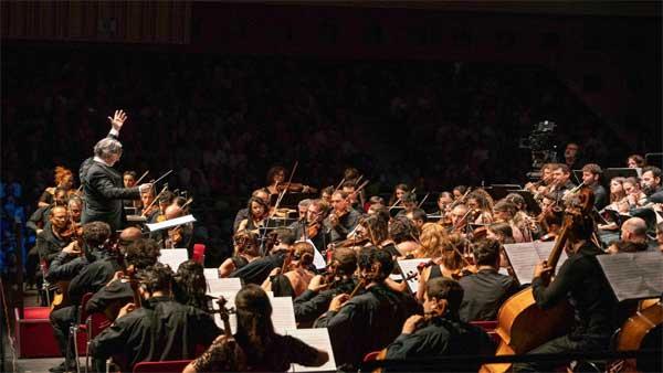 Le vie dell'amicizia 2019 – Ravenna/Atene - Riccardo Muti