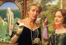 Effie Gray, Rassegna cinematografica sul mondo dei Preraffaelliti