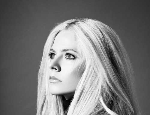 Avril Lavigne - Photo credit: David Needleman