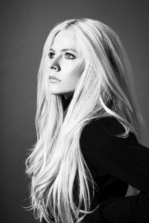 Avril Lavigne - Photo credit: David Needleman
