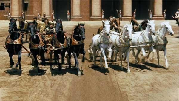 Ulisse, Ben Hur