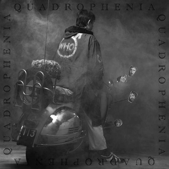 Quadrophenia, cover