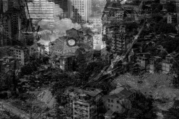 """Tomoko Kikuchi, dalla serie """"Endless"""", 2017, stampa inkjet su tela, 100 x 150 cm © l'artista, courtesy Fondazione Cassa di Risparmio di Modena – Fondazione Modena Arti Visive"""