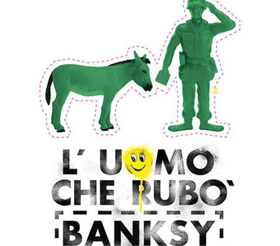 L'uomo che rubò Banksy ad Art Night