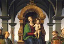 Pietro Vannucci detto il Perugino, Pala dei Decemviri