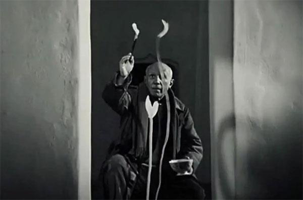 Pablo Picasso, Art Night