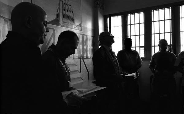 Margherita Lazzati, Fotografie in carcere. Manifestazioni della libertà religiosa. 2017/2019, stampa inkjet Fine Art su carta Innova Photo Cotton Rag 100% cotone 315g