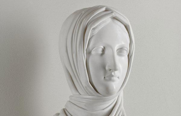 Antonio Canova, marmo di Carrara, 58 x 31 x 23 cm, Galleria d'Arte moderna, Milano