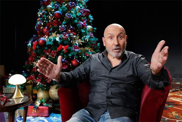 Maurizio Battista, Natale a casa Battista