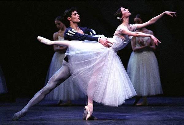 Giselle con Svetlana Zakharova e Roberto Bolle