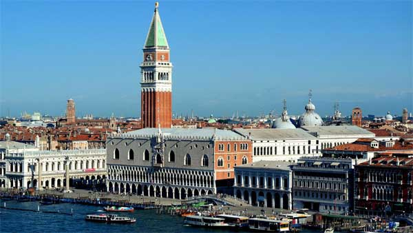 Città segrete, Venezia