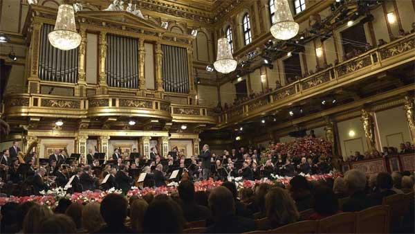 Concerto di Capodanno da Vienna