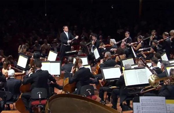 Orchestra Rai - Concerto con Michele Mariotti