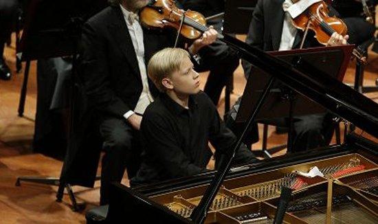 Orchestra Rai e Alexander Malofeev