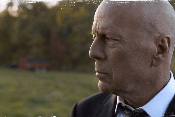 Bruce Willis nel film Il Giustiziere della notte