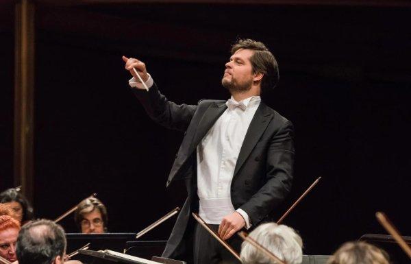 Juraj Valčuha, omaggio a Sergej Rachmaninov