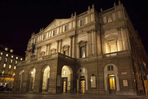 Teatro alla Scala di Milano © Teatro alla Scala