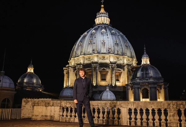 Stanotte a San Pietro con Alberto Angela