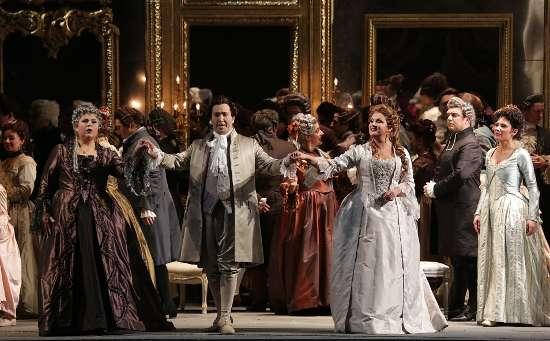 Andrea Chénier di Umberto Giordano al Teatro alla Scala © Teatro alla Scala