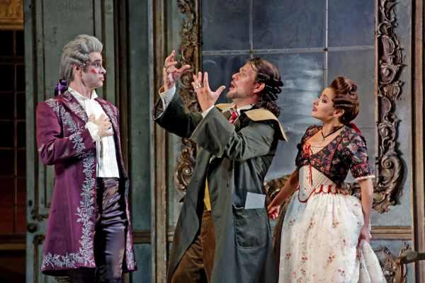 Mozart, La finta giardiniera, Teatro alla Scala di Milano © Teatro alla Scala