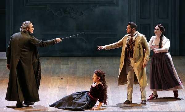 """""""La gazza ladra"""" di Rossini  al Teatro alla Scala di Milano - Foto Brescia-Amisano © Teatro alla Scala"""