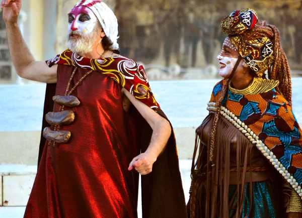 Le Supplici di Eschilo, Teatro Greco di Siracusa