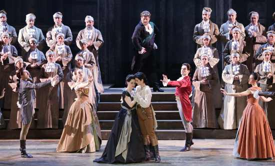 Lucio Silla di Wolfgang Amadeus Mozart © Teatro alla Scala
