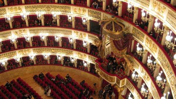 Carmina Burana Teatro di San Carlo di Napoli