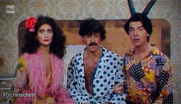 Il Trio Marchesini, Lopez, Solenghi