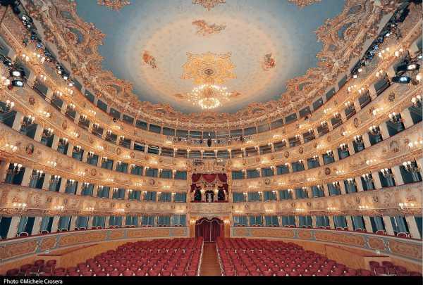 Teatro La Fenice di Venezia - Photo © Michele Crosera